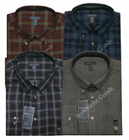 New Van Heusen Men's Premium No-Iron Woven Shirt Various Colors/Patterns $54