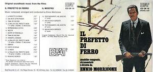 IL PREFETTO DI FERRO CD SOUNDTRACK (ENNIO MORRICONE) NEW CONDITION!! RARE CD!!!