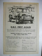 Mini British Car & Truck Advertising Collectables