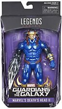 MARVEL LEGENDS DEATH'S HEAD II GUARDIANS OF THE GALAXY  6 INCH