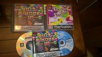 Bust A Move 2 & 4 / Arcade Edition / Playstation 1 / Sony / PS1 / Classic