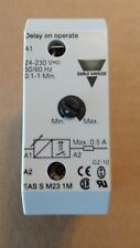 CARLO GAVAZZI EASSM231M ELECTROMATIC CONTROLS RELAY NEW