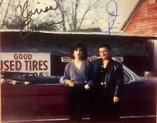 MY COUSIN VINNY: Marisa Tomei & Joe Pesci Autographed 8x10 Movie Still. W/ COA.