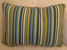 "STRATA BY SCION OBLONG CUSHION 20"" X 14"" (51 CM X 36 CM) PIPED/ZIP/DOUBLE SIDED"