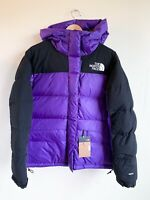 THE NORTH FACE HIMALAYAN DOWN PARKA JACKET SAMPLE M NEW AUTHENTIC