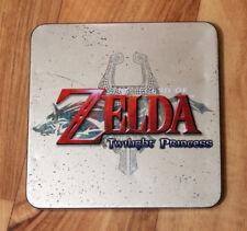 The Legend of Zelda Twilight Princess Exclusive Preorder Steelbook GameCube GC