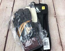Adidas Predator FS Junior Soccer Goalkeeper Gloves Black CF1361 Size 7