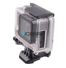 Replacement Side Opening Skeleton Housing Case Cover for GoPro Camera Hero 4 3+