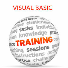 Visual Basic-Video Tutorial DVD de entrenamiento
