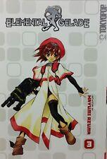 ELEMENTAL GELADE #3 JAPAN MANGA COMICS ENGLISH TOKYOPOP, MAYUMI AZUMA NEW UNREAD