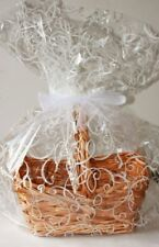 "Swirls Cello Basket Bags 2ct - 22"" x 25"""