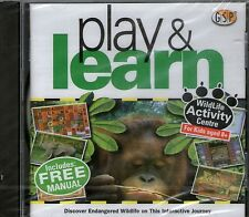 Wildlife Activity Centre | age 8 + | Win 95 98 XP |  7 8 10 see listing