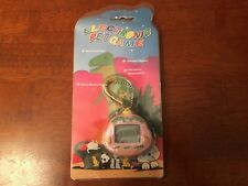 1990's Dinkie Puppy Pup Dog Electronic Virtual Digital Pet (Pink) Very rare NEW!