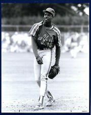 1987 DWIGHT GOODEN Type 1 Photo! Published by The Sporting News 2 Times! METS 🔥