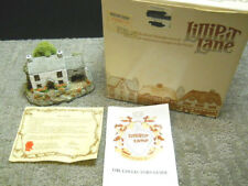 Lilliput Lane Brecon Bach Cottage #00142 Nib & Deeds 1986 Welsh Version 2