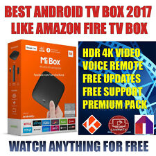 BEST ANDROID BOX 4K 2017 QUADCORE SAME AS FIRE TV BOX JAILBROK3N UNLOCK3D APPS