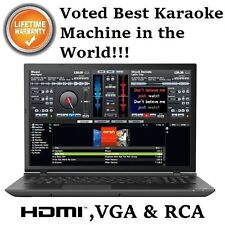 Best Karaoke Machine Karaoke Computer Laptop Professional System Best Software