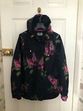 Ladies JOULES Right as Rain jacket size 10