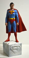 """Christopher Reeve / Superman 16"""" Statue w Base Professional Paint Dc Direct"""