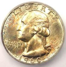 1960 Washington Quarter 25C - Certified ICG MS67 - $575 Guide Value in MS67!