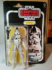 """Star Wars black series 40th ann. At-At Driver action figure 6"""" CASE FRESH"""