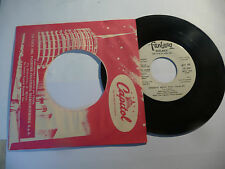 "TOM FOGERTY"" GOODBYE MEDIA MAN-disco 45 giri FANTASY It1971"""