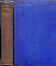 1930 MOTHER INDIA KATHERINE MAYO ILLUSTRATED ATTACK ON INDIAN NATIONALISM GIFT