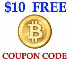 FREE $10 referral BIT COIN & COINBASE WALLET- US BASED FDIC INSURED EASY TO USE!