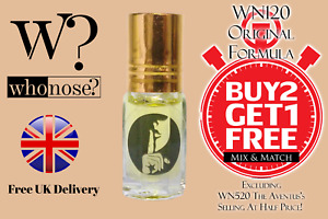 Ch. Blue - WhoNose? WN120 Original Proprietry Perfume Oil ELITE GRADE Blend
