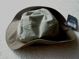 Outdoor Research Seattle Sombrero Sun Hat Khaki/Java Gore-Tex Size XL NWT