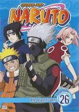 Naruto - Vol. 26: The Race is On! (DVD, 2008)