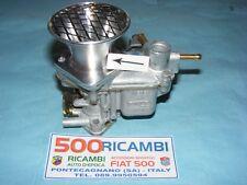 FIAT 500 F/L/R 126 TROMBONCINO TROMBETTA FILTRO ARIA CARBURATORE WEBER 28 IMB