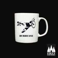 AP: Hurricane, aeroplane, RAF, Plane, Ceramic, Mug Gift By Foley Pottery