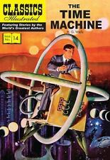 The Time Machine (classics Illustrated): By H.G. Wells