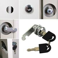 1pcs Mailbox Mail Letter Box Mail Box Lock with 2 Keys Secu Stainless