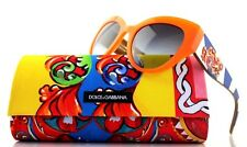 NEW Authentic D&G Dolce & Gabbana SICILIAN CARRETTO Sunglasses DG 4278 3046/8G