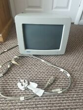 Atari SM 124 Monitor For Atari 520 / 1040 ST STE vintage