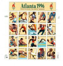 A Fantastic mint United States Atlanta Olympics Sheet