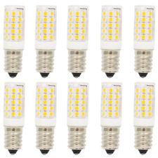 10X Dimmbar E14 LED Lampen 5W Ersatz für 40W Glühlampen, 350LM, Warmweiß, 3000K