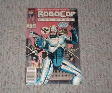 VINTAGE MARVEL ROBOCOP NO. 1 COMIC BOOK