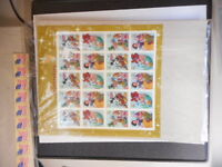 The Art of Disney Celebration Mint Sheet 20 - Mint NH VF Original pk