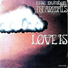 (CD) Eric Burdon & The Animals - Love Is - Ring Of Fire, I'm An Animal  (Japan)