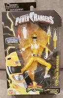 Mighty Morphin Power Rangers Legacy Collection Yellow Ranger Limited Edition