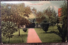 TULARE, CALIFORNIA Post Card 1905-15, LINDER PARK