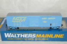 HO Scale Walthers Mainline 910-1815 Mdem 104889 50' ACF Exterior Post Boxcar