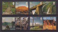 GB Gran Bretagna 2005 siti patrimonio mondiale Set Mai Incernierato Nuovo di zecca