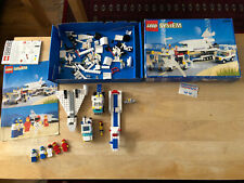 Lego 6346 Vintage Space Shuttle Launcher With Instructions & Box. 1992