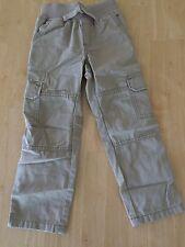 NWT Gymboree Boys Elastic waist Cargo Pants Khaki All Spruced UP many sizes