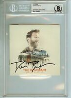 Dierks Bentley CD Booklet The Mountain Autograph BECKETT Authenticated BAS