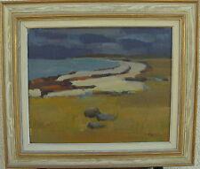 "Tage Nilsson*1918, ""Strandmotiv Öland"", um 1950"